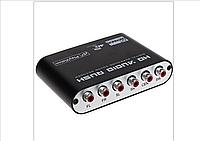 цифровой аудио конвертер передач объемных звуков  декодер hd-плееров для dvd 5.1 канала ac3 / dts