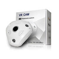Панорамная Wi-Fi IP камера 360° (рыбий глаз), фото 1