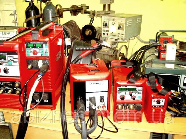 Ремонт и обслуживание оборудования FRONIUS