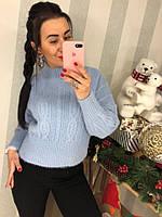 Женский свитер из качественной пряжи