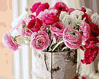 Картина по номерам 40х50 Оттенки розового (GX5392), фото 1