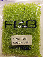 Бисер калиброванный  № 518  (50гр)
