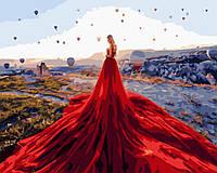 Картина по номерам 40х50 В долине поздушных шаров (GX24812), фото 1