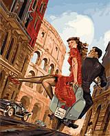 Картина по номерам 40х50 Улочками Рима (GX25182), фото 1