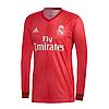 Футбольная форма Реал Мадрид с длинным рукавом 18/19 сезона, резервная