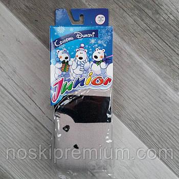 Колготки детские махровые х/б Классик Junior, Cotton 450 Den, 16-17 размер, 98-104 см, 15303
