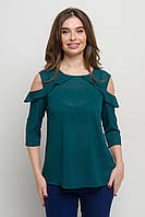 Блуза Аида зеленый