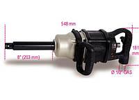 Реверсивный пневмогайковерт, пневмоинструмент сделанный из композитного материала Beta