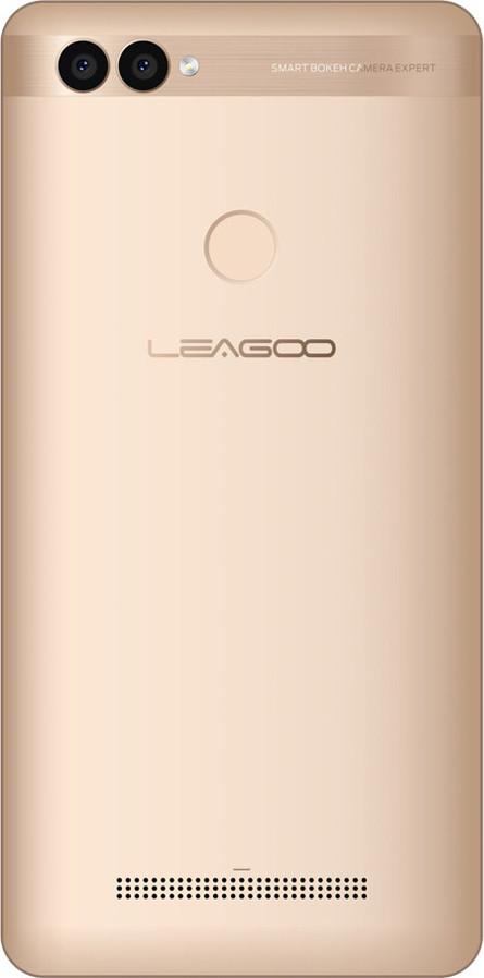 Leagoo Power 2 Gold+подарки чехол и защитная пленка