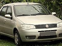 Дефлекторы окон (ветровики) FIAT Albea 2006-