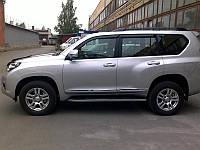 Дефлекторы окон (ветровики) Тойота LAND CRUISER PRADO 150 2009- (PZ451J0532ZA)