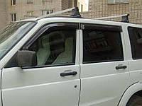 Дефлекторы окон (ветровики) UAZ Patriot 2005-