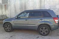 Дефлекторы окон (ветровики) Suzuki Grand Vitara (Escudo) 2005-