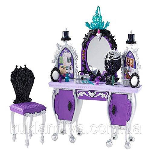 Кукла Ever After High Туалетный столик Рейвен Квин