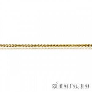 Цепочка из желтого золота Тондо 3584