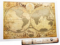 My Map Special edition ENG (68х47), тубус: 55 см