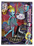 Кукла Monster High Лагуна Блю 13 желаний - 13 Wishes Lagoona Blue, фото 4