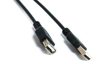 Кабель AM-AF 3 м CU-1048   USB 2.0