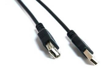 Кабель AM-AF 3 м CU-1048   USB 2.0, фото 2