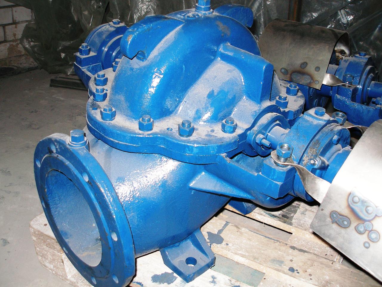 Насос центробежный  типа 1Д200-90 с эл. двиг. 90 кВт/3000 об.мин.