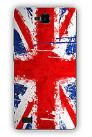 Чехол  для Huawei Honor 3C (Британский флаг)