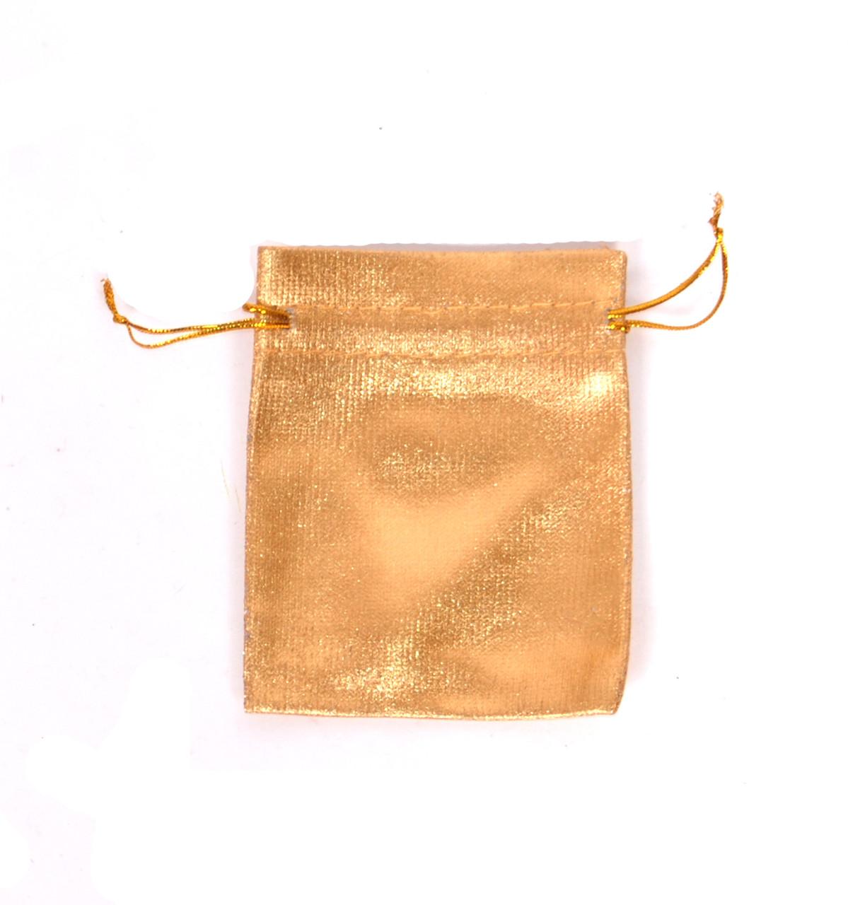 """Сумочка золотая для мелких сувениров - Интернет-магазин """"Зелёная игуана"""" в Александрии"""