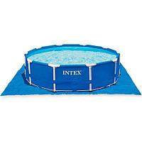 Подстилка для бассейнов intex