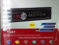 АВТОМАГНИТОЛА  1087 ISO - USB ФЛЕШКИ (Арт. 1087)