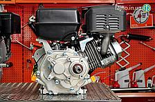 Бензиновый двигатель Rato R420R (15 л.с., понижающий редуктор, шпонка 25 мм)