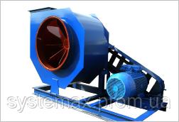 Исполнение №5: пылевой вентилятор ВРП №4