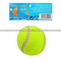 Мяч теннисный MS 0234