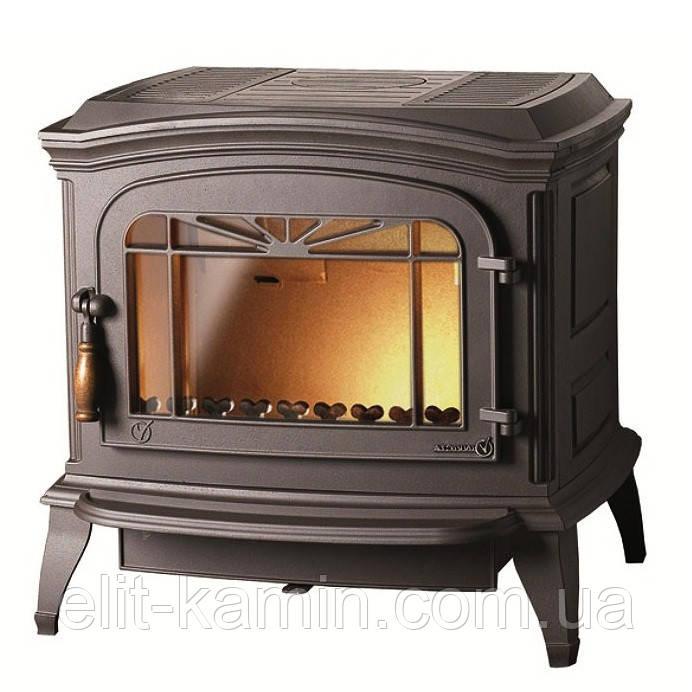 Чугунная печь на дровах Invicta Bradford