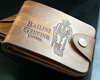 Кошелек портмоне Bailini + нож кредитка Cardsharp