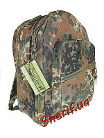 Рюкзак  25 литров MIL-TEC 'Day Pack PES Flecktarn, 14003021