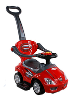 Детский толокар машинка-каталка Alexis-Babymix Z-381 (red)