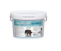 "Штукатурка ""отточенто"" CAPADECOR STUCCO DI PERLA SILBER, 2,5л"