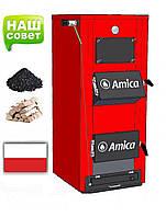 Твердотопливный котел Amica Solid 30 кВт