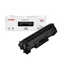 Заправка картриджа Canon 728 (MF4410, 4550, 4580) в Киеве