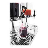 Диспенсер для соків 2х7 літрів ROYAL, фото 3