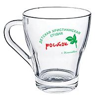 Чашка стеклянная, фото 1