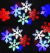 Лазерный проектор снежинки, фото 3