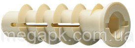 Дюбель для газобетона 12х60мм М8, полиамид