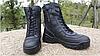Черные кожанные демисезонные тактические ботинки берцы 5.11 (оригинал азиатская версия), фото 5