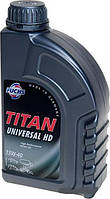 Моторное масло TITAN UNIVERSAL HD SAE 15W40 1L