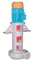 Насос вертикальный шламовый секционный ВШНС-250
