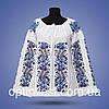 "Блуза - жіноча вишиванка ""Колоски"", фото 2"