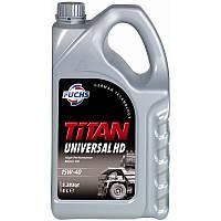 Моторное масло TITAN UNIVERSAL HD SAE 15W40 5L