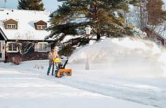 Снегоочиститель HECHT 9015