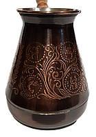 Турка медная  Great Coffee Зодиаки 550 мл  (1352)