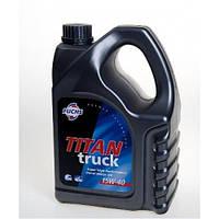 Моторное масло TITAN TRUCK SAE 15W-40 4L